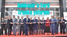 Balıkesir'e Ford Trucks 4S Plaza ve Opet yatırımı