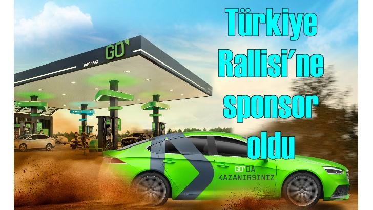 İpragaz, Türkiye Rallisi'ne 'GO' ile sponsor oldu