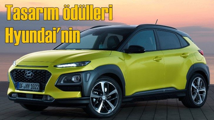 Hyundai'nin SUV'lerine ödül!