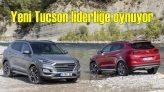 Hyundai Tucson yeni 1.6 litrelik dizel motoruyla rakip tanımıyor!