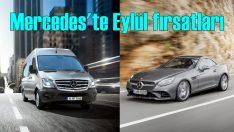 Mercedes-Benz Türk'ten Eylül ayı fırsatları