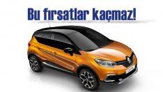 Renault ve Dacia'da hurdaya ek indirim ve sıfır faiz fırsatı
