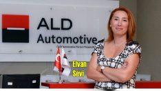 ALD Automotive'de 4 ülkenin sorumluluğu ona ait