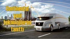 Continental ticari araçlarda büyüyor!