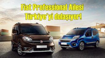 Fiat Professional Ailesi'nde Roadshow'a özel fırsatlar!
