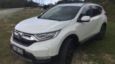 İşte yeni Honda CR-V