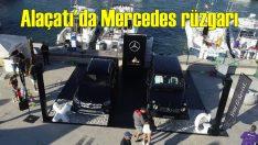 Mercedes'ten Alaçatı çıkarması!