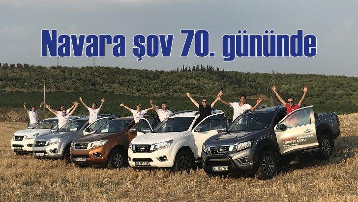 Navara Türkiye şovu devam ediyor