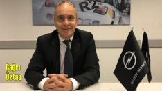 Opel Türkiye'de genel müdürlüğe Çağrı Öztaş getirildi