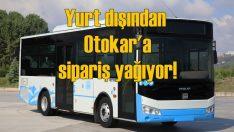 Otokar'dan Ürdün'e 35 adet otobüs ihracatı
