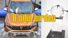 Renault ve Dacia'ya Kristal Elma'dan 8 ödül birden