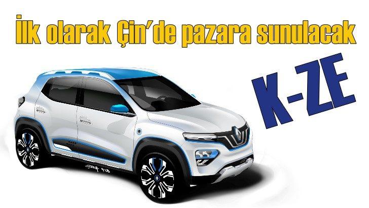 Renault Grubu Paris'te elektrikli araçlarını tanıtıyor