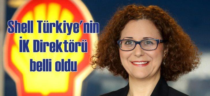 Shell Türkiye İK Direktörlüğü'nde atama