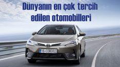 Segmentinin en çok tercih edilen Toyota modelleri: Corolla ve RAV4