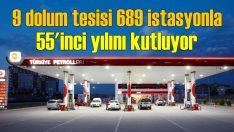 55'inci yaşını kutlayan Türkiye Petrolleri büyümesini sürdürüyor