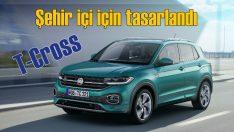 Volkswagen T-Cross geliyor!
