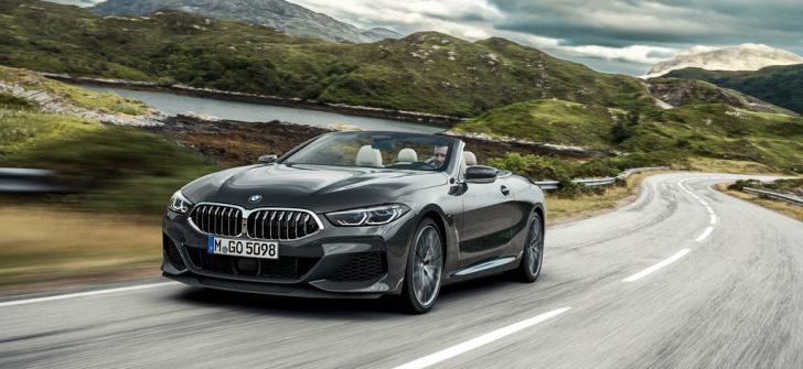 Akılları alan BMW 8 Serisi Convertible resmen tanıtıldı