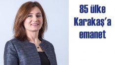 ExxonMobil'de 85 ülke Handan Karakaş'a emanet edildi!