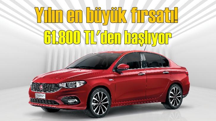 Fiat'tan yılın en büyük kampanyası!