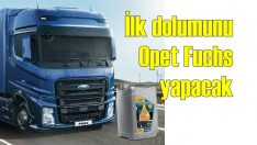 F-MAX'in yağ tercihi Opet Fuchs