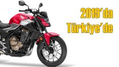 Honda'nın heyecanlandıran motosikletleri 2019'da Türkiye'de!