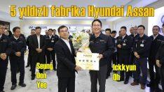 Dünyanın en kaliteli Hyundai fabrikası: Hyundai Assan