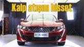 Peugeot 508L modelini 'Kalp atışını hisset' sloganıyla Çin'de tanıtıyor