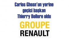 Renault'dan Carlos Ghosn açıklaması!