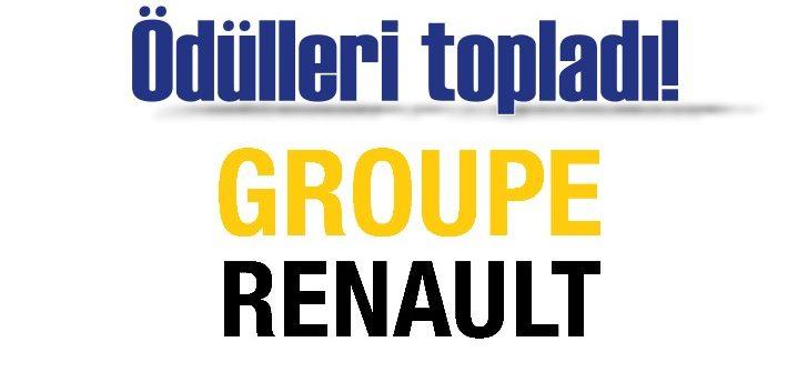 Renault ve Dacia'ya büyük ödülü 'Getir'di!