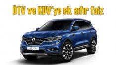 Renault'da 45 bin TL'ye varan indirim!