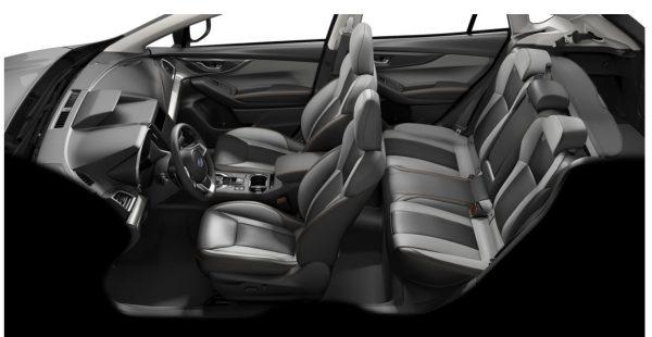 Subaru XV'ye yeni deri döşeme sürprizi