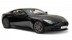 Hız canavarı Aston Martin'i zırhladılar!