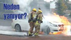 BMW'lerde yangın var, geri çağırma operasyonu başladı