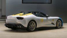 Ferrari'den ağzıları açıkta bırakan 780 HP'lik Roadster!