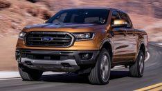 Yeni Ford Ranger tasarrufta birinci oldu