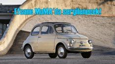 Fiat 500F New York MoMA'da sergilenecek!