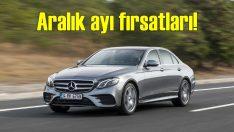 Mercedes'te özel fırsatlar başladı!