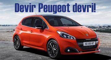 Devir Peugeot devri