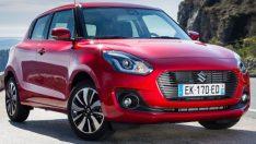 Yeni tasarımı ile Suzuki Swift özel fiyatıyla Türkiye'de
