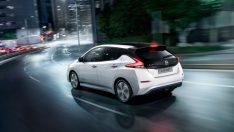 Nissan'ın elektrikli modeli LEAF'i Türkiye'ye geliyor