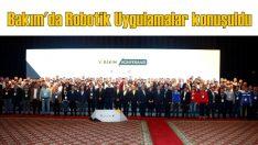TAYSAD 'Bakım Konferansı'nın teması 'Bakımda Robotik Uygulamalar' oldu
