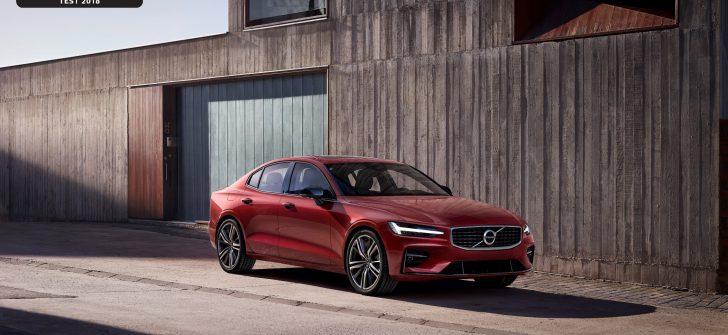 Volvo'nun 2 modeli NCAP testlerinden 5 yıldız aldı