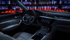 Audi'den araç içinde yok artık dedirten sistem!