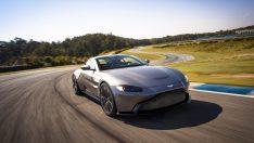 Aston Martin'in Vantage modeline yeni renkler eklendi