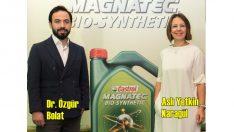 Türkiye'nin bitkisel bazlı ilk motor yağı