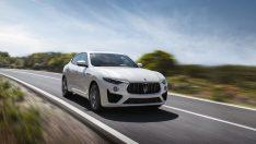 Maserati Levante GTS V8 motoruyla yollara çıktı