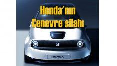Honda, Urban EV'nin dünya lansmanını Cenevre'de yapacak!
