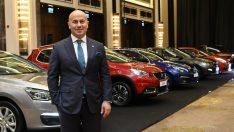 Peugeot toplam satışlarda 7. sıraya yükseldi