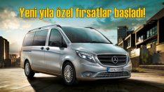 Mercedes-Benz Türk'ten Ocak ayında yeni fırsatlar