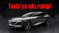 İşte Tesla'nın yeni rakibi!